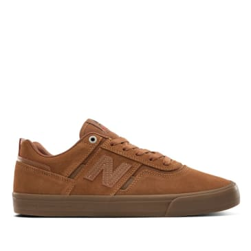 New Balance Numeric 306 x Deathwish Skate Shoes - Cinnamon / Brown