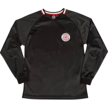 Independent - Defender LS Jersey Black Large