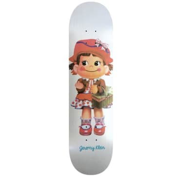 Hook Ups Jk Industries Milk Girl 2 Skateboard Deck - 8.00