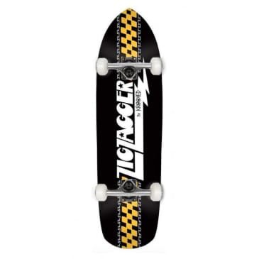 Krooked - Zip Zagger Classic - Complete Skateboard - 8.6''