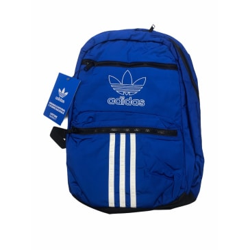 ADIDAS ORIGNALS NATIONAL 3-STRIPES BACKPACK COLLEGIATE ROYAL