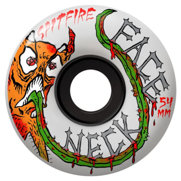 Spitfire Neckface Classic Charger 54mm 80HD Wheels
