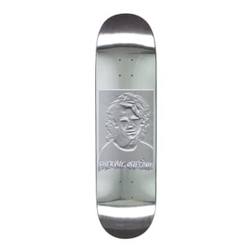 Fucking Awesome Jason Dill Class Photo Chrome Skateboard Deck - 8.25""
