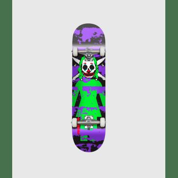 "Girl Skateboards Clown Pirate Complete Skateboard 7.875"""