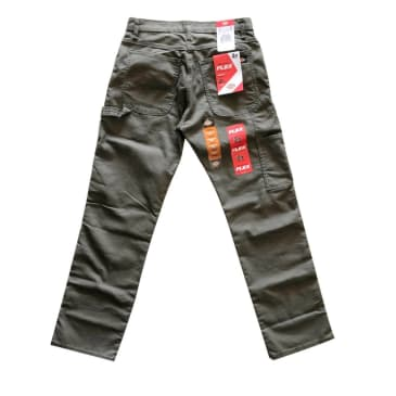 Dickies Flex Carpenter Pants with Tough Max - Moss