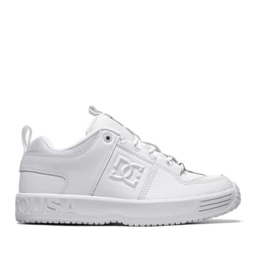 DC Lynx OG Skate Shoes - White