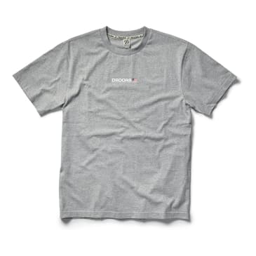 Droors Mountain T-Shirt - Heather Grey