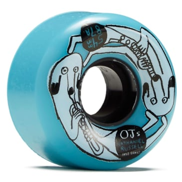 OJ Nathaniel Russel Jazz Dawgs Keyframe Wheels 54mm