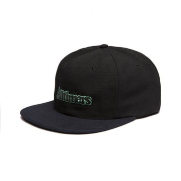Alltimers Skateboards Broadway Hat Black