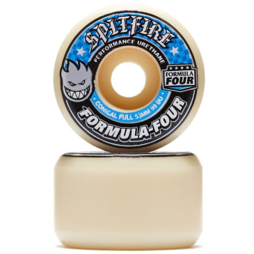 Spitfire Formula Four Conical Full Wheels 53mm 99a