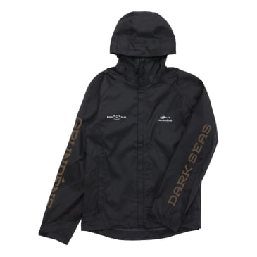 Dark Seas X Grundens Weather Watch II Jacket (water proof) - Black