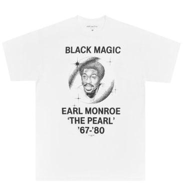 Full Court Press Black Magic T-Shirt - White