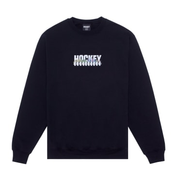 Hockey Neighbor Crewneck - Black