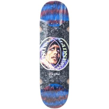 Madness Skateboards Prism Ring Red Swirl Popsicle Rip Slick - 8.625