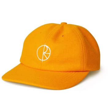 Polar Skate Co Wool Cap - Yellow