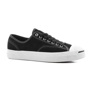 Converse - Jack Purcell Pro Ox - Black / Black / White