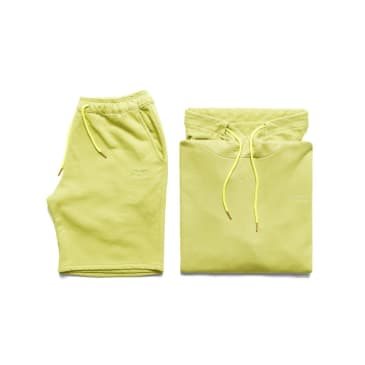 Chrystie NYC Garment Dye Classic Logo Set - Apple Green