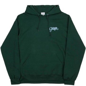Alltimers Puff Classic Logo Hoodie - Forest Green