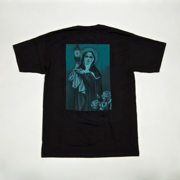 Theories Of Atlantis - New Religion T-Shirt - Black
