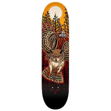 Powell & Peralta Deck - Ben Hatchell Owl
