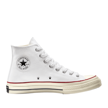 Converse Chuck 70 Hi Shoes - White / White