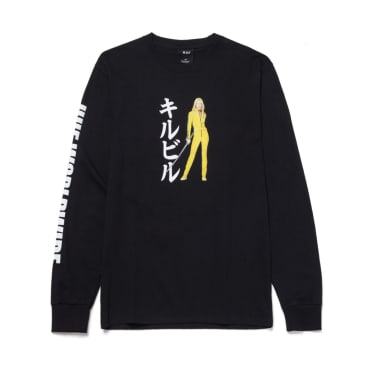 Huf x Kill Bill Black Mamba L/S T-Shirt