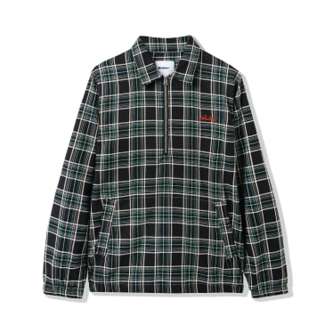 Butter Goods - Ranger Plaid Pullover Jacket - Multi