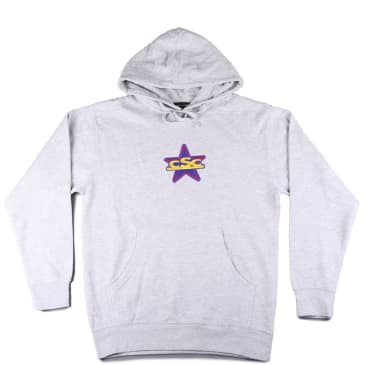 CSC MNCSC Embroidered Hoodie - Heather Grey