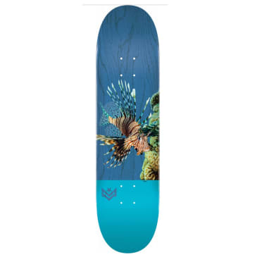 Mini Logo Deck - Poison Lion Fish
