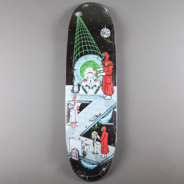 "Polar 'Oskar Rozenberg Vortex Journey' 8.75"" Deck (Football Shape)"