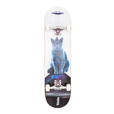 Tricks UFO Complete Skateboard - 8.0""
