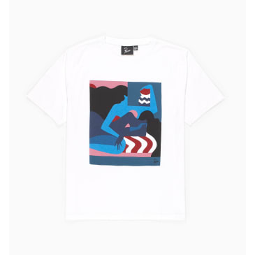 by Parra - the comforting room t-shirt