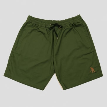 "PASS~PORT ""WORKERS"" SHORT OLIVE"