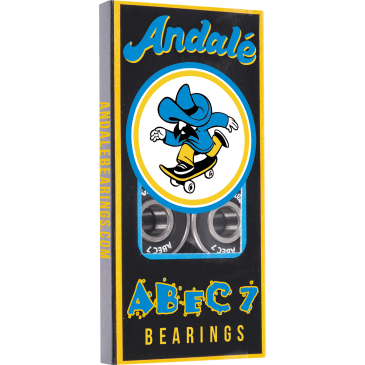 "ANDALE- ""ABEC 7 BEARINGS"""