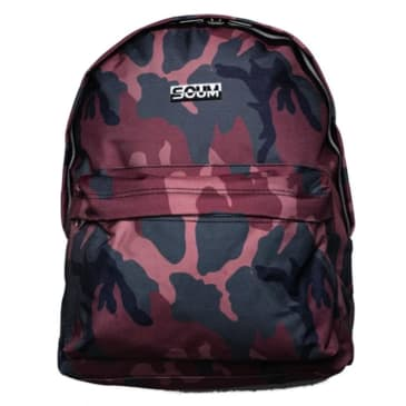 Fake Scum Camo Backpack