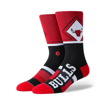 Stance Bulls Shortcut Socks - Black