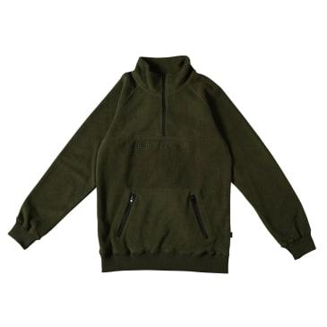 SPITFIRE Waller Fleece Jacket Olive