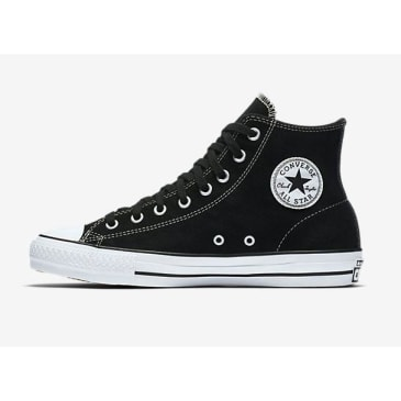 Converse Cons CTAS Pro High (Black/Black/White)