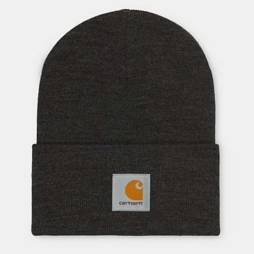 Carhartt WIP - Acrylic Watch Hat - Black Heather