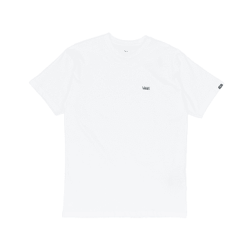 Vans Left Chest Logo T-Shirt - White/Black