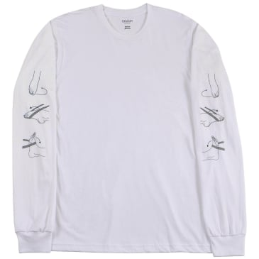 Grand Collection PT Longsleeve T-Shirt - White