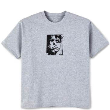 Polar Skate Co Out Of Service T-Shirt - Grey