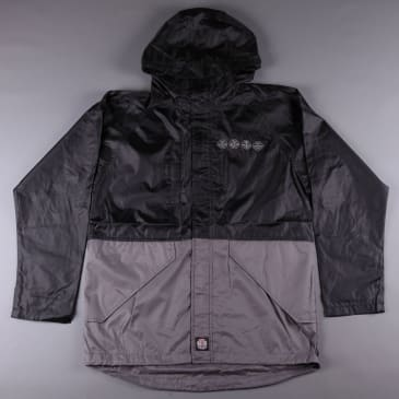 Independent 'Breaker' Jacket (Black / Charcoal)