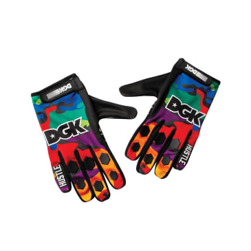DGK - Breeze Gloves - Multi Camo
