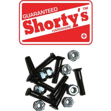 Shorty's Original Phillips Head Hardware 1""