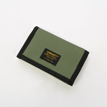 Carhartt WIP - Ashton Wallet - Dollar Green