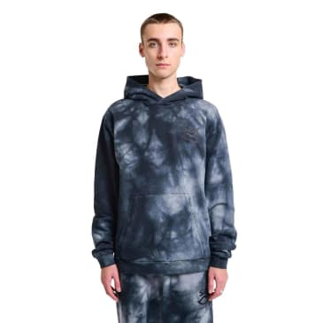 Sex Skateboards Subtle Tie Dye Hood - Black