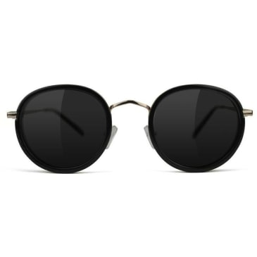 Glassy - Glassy Lincoln Polarized Sunglasses | Black
