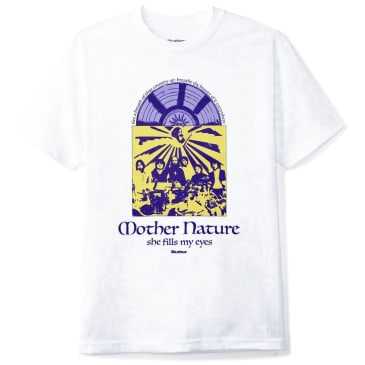 Butter Goods Mother Nature T-Shirt - White