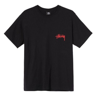 Stussy Maximum Respect T-Shirt Black